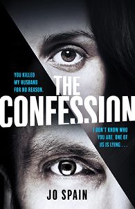 The Confession Jo Spain