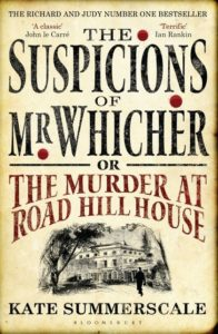 Kate Summerscale The Suspicions of Mr Whicher