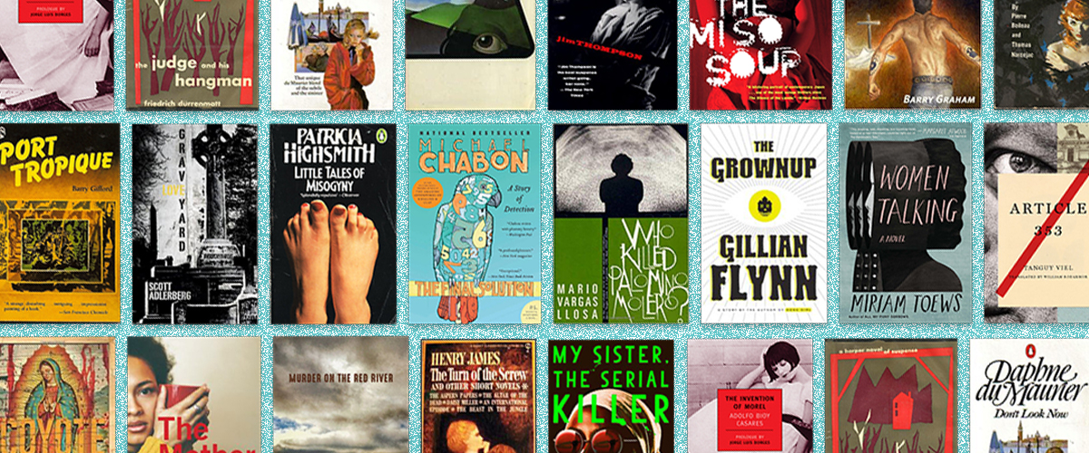 25 (More) Crime Books You Can Finish in an Afternoon