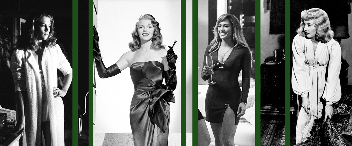 The Evolution of the Femme Fatale in Film Noir