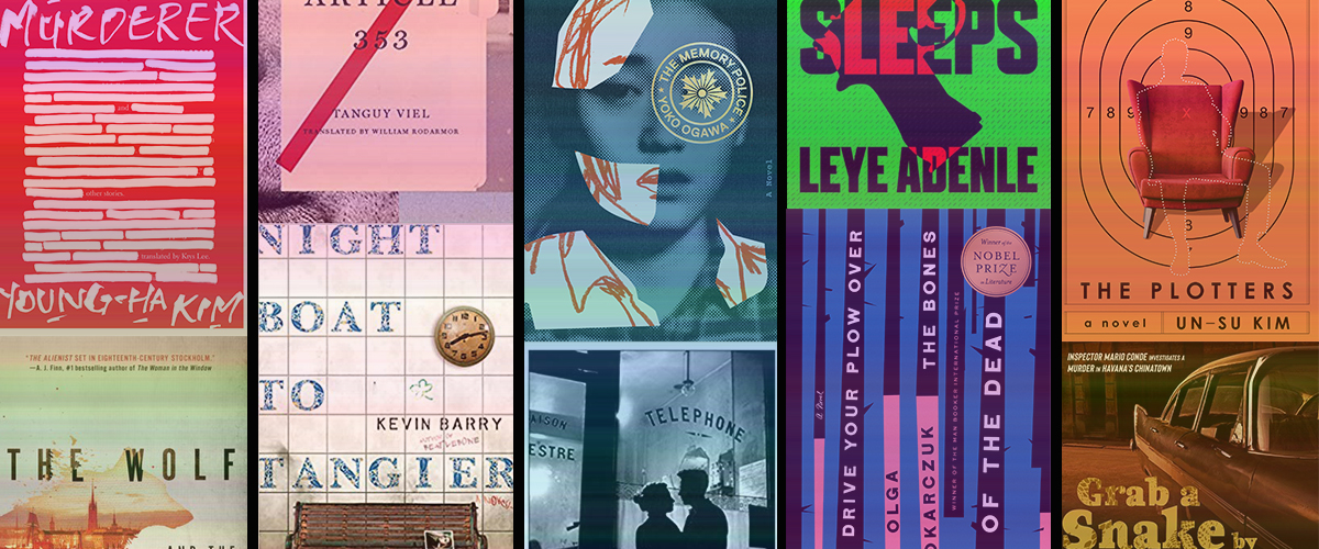 The Best Books of 2019: International Crime Fiction
